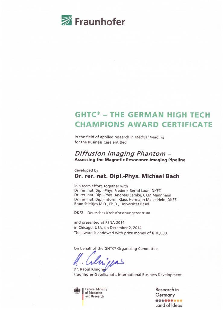 Urkunde_GHTC